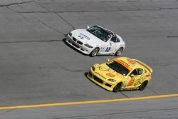 #65 SpeedSource Mazda RX-8: Ray Huffmaster, Rob Huffmaster, #12 Performance Motorsports BMW Z4: Jason Potter, David Tuaty