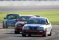 #126 Fountain Motorsports BMW 330ci: Mel Shaw, Sam Schultz