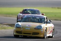 #18 Race Prep Motorsports Porsche 996: Mike Pickett, Joe Fox, Damien Faulkner