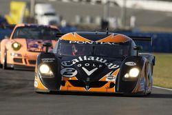 #2 Howard-Boss Motorsports Pontiac Crawford: Jan Lammers, Danica Patrick, Rusty Wallace, Allan McNis