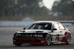 #21 Team PTG BMW M3: Bill Auberlen, Tom Milner