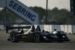 #16 Dyson Racing Team Lola B06-10-AER: James Weaver