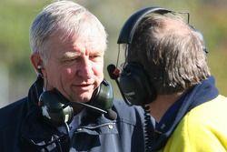 Nick Shorrock, director of Michelin F1 activities