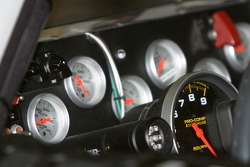 Instrument panel of the UPS Ford
