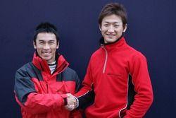 Такума Сато и Юдзи Иде