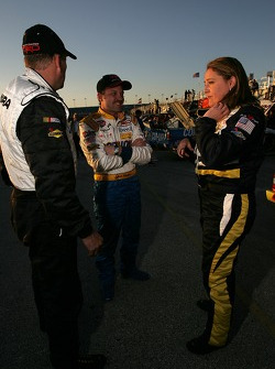David Reutimann, Jack Sprague et Kelly Sutton