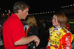 Ray Evernham et Erin Crocker