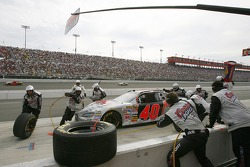 Pitstop for David Stremme