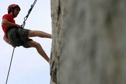 Evènement Rock climbing PR: Sean Macintosh