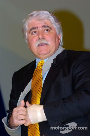 Japan Tobacco International's Roberto Zanni