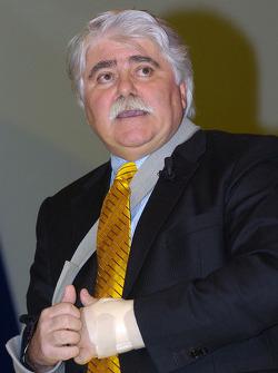 Japan Tobacco International's Roberto Zanni