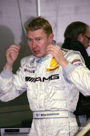 Mika Häkkinen, Mercedes
