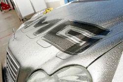 Auto von Mika Häkkinen, Mercedes, Detailaufnahme