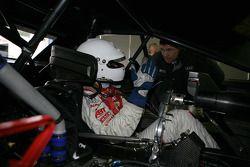 Tom Kristensen und Mattias Ekström, Audi