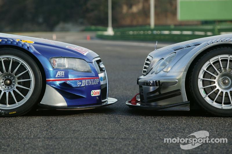 DTM 2006: Audi gegen Mercedes