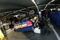 NAPA Dodge crew members at work
