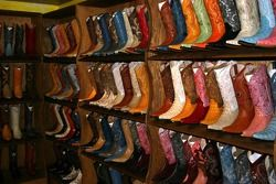 Des chaussures mexicaines