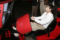 Andreas Wirth tries the racing sim