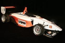 The new Swift 016.a Mazda Cosworth Atlantic car