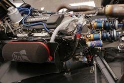 Le moteur Mazda Cosworth