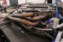 The Mazda Cosworth engine