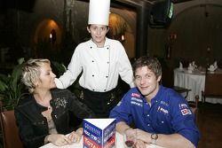 Sébastien Loeb a une soirée