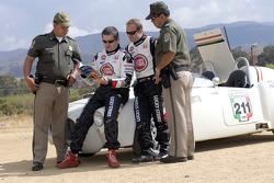 Honda Racing F1 Team'in Rubens Barrichello ve Team Direktör Gil de Ferran travelled to Oaxaca, Mexic