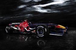 El Scuderia Toro Rosso STR01
