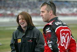 Erin Crocker et Jeremy Mayfield