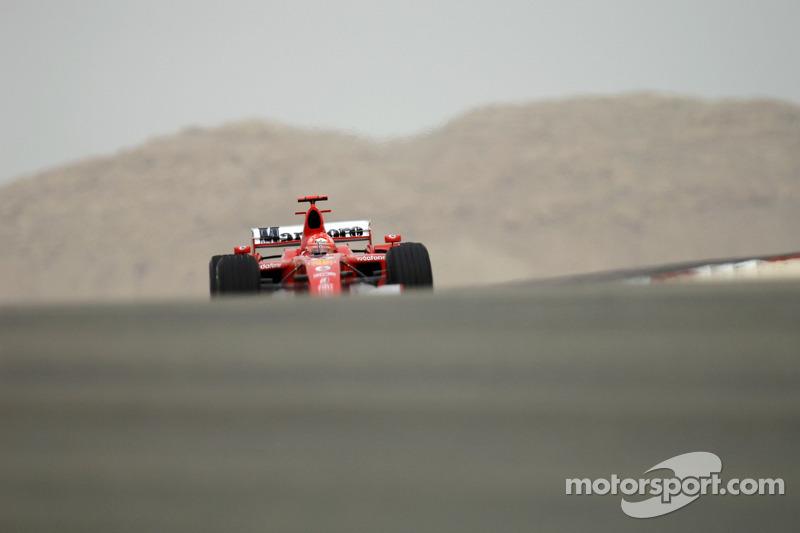 65. Bahrein 2006, Ferrari 248 F1