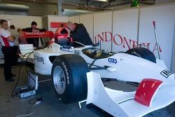 Garage de l'équipe Indoesia