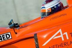 Jos Verstappen, coureur A1 Team Nederland