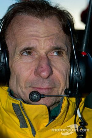 Two-time F1 champion and Team Brazil Seat Holder Emerson Fittipaldi