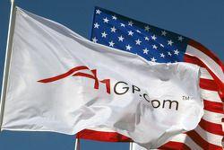 A1GP et le drapeau américain