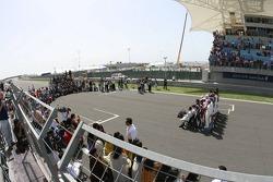 Foto de grupo: 2006 Formula One