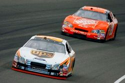 Dale Jarrett and Tony Stewart
