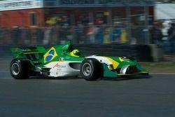 Team Brazil driver Christian Fittipaldi