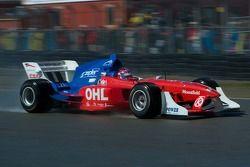 Team Czech Republic driver Tomas Enge