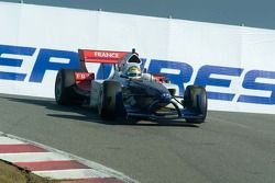 Team France driver Nicolas Lapierre
