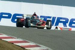 Team Mexico driver Salvador Duran
