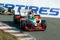Team Lebanon driver Graham Rahal