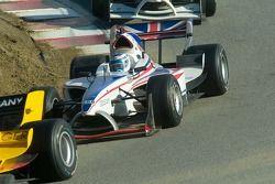 Team Great Britain driver Robbie Kerr