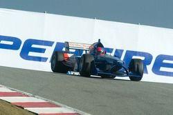 Team USA driver Bryan Herta
