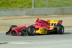 Team China driver Tengyi Jiang