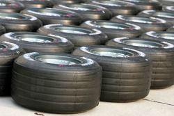 Neumáticos Michelin listos