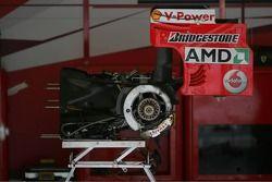Ferrari rear end