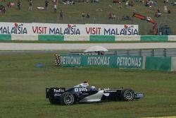 Mark Webber hors course