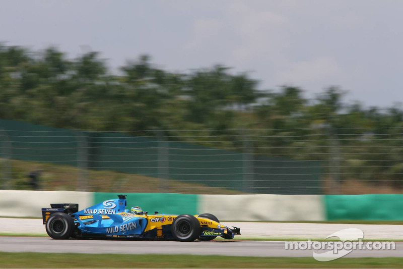 2006: Giancarlo Fisichella, Renault R26