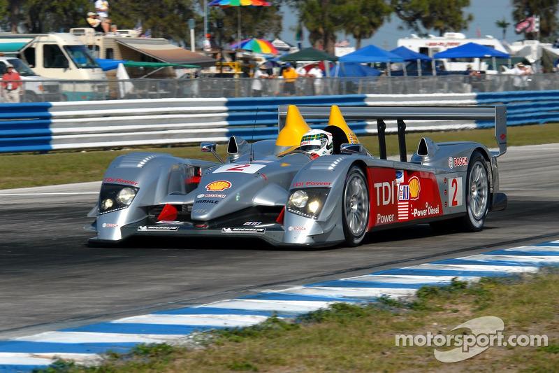 2006: #2 Audi Sport North America, Audi R10 TDI
