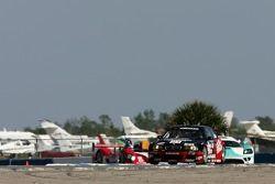 #21 Team PTG BMW E46 M3: Bill Auberlen, Joey Hand, Ian James